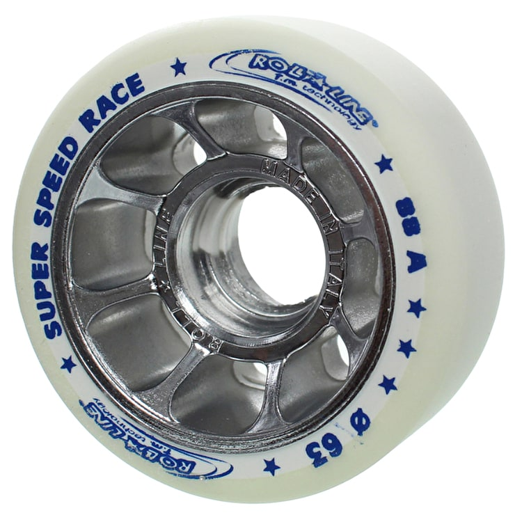 Roll Line Super Speed Race 63mm Wheels 88A (8pk)