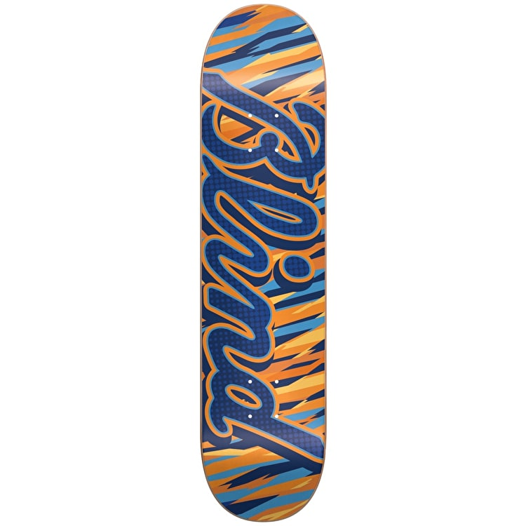Blind Skateboard Deck - Stripes Blue/Orange 7.75""