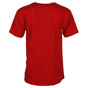 Diamond Craftsman T-Shirt - Red