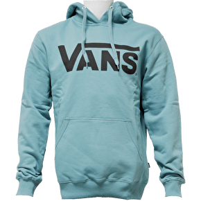 Vans Classic Pullover Hoodie - Luminous Green / New Charcoal