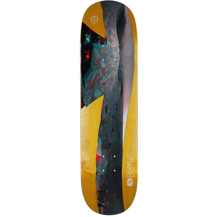 Alien Workshop Embrace Mars Skateboard Deck - 8.5""