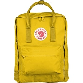 Fjallraven Kanken Backpack - Warm Yellow