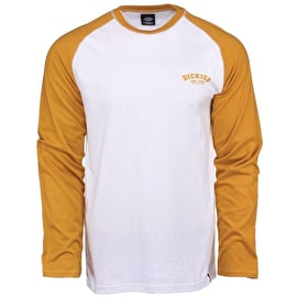 Dickies Baseball T Shirt - Dijon