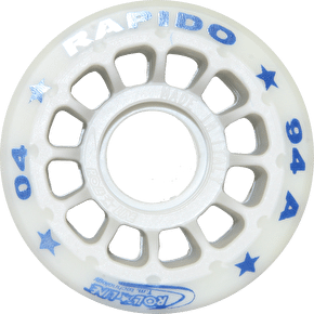 Roll Line Rapido 62mm Wheels 94A (8pk)