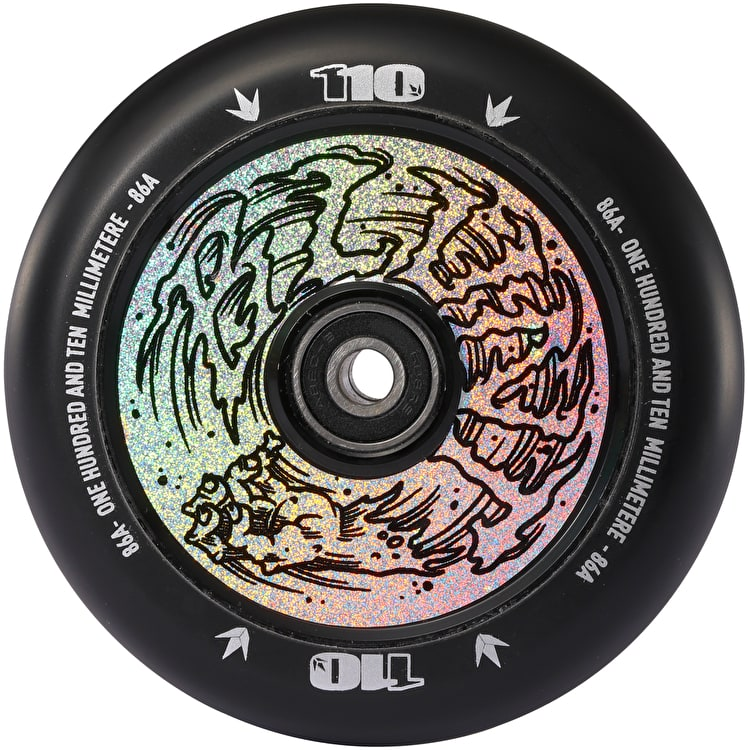 Blunt Envy 110mm Hollow Hologram Scooter Wheel - Hand