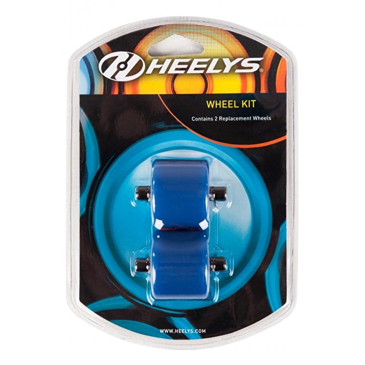 Heelys Fats Wheels - Blue ABEC 5