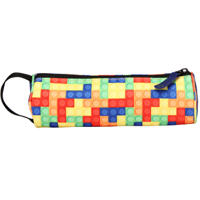 Mi-Pac Pencil Case - Building Blocks Multi