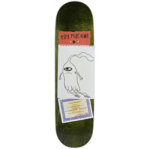 Toy Machine Skateboard Deck - Scraps Templeton 8.5