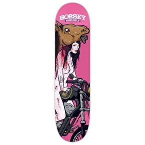 Send Help Skateboard Deck - Toy Horse 8.25