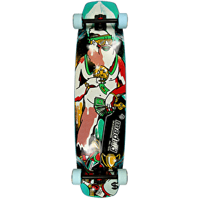 Madrid Freeride Yeti Longboard - 38.75