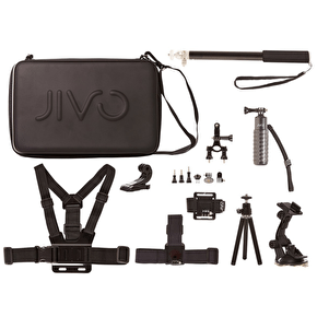 Jivo Go Gear Accessory Kit
