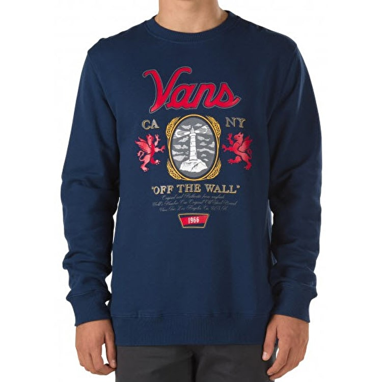 Vans Cold One Crew Sweater - Dress Blues