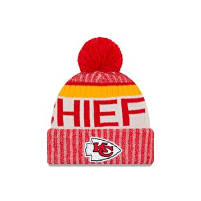 New Era NFL Sideline Beanie - Kansas City Cheifs