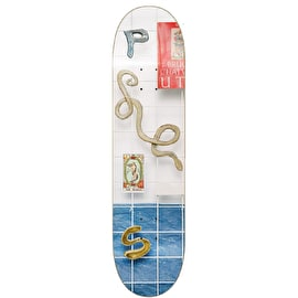 Isle Grid Series Skateboard Deck - Shier 8.25