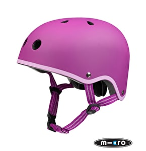 Micro Safety Helmet - Berry