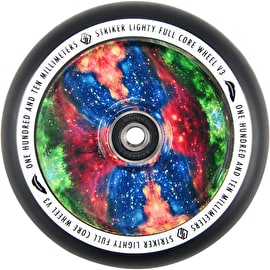 Striker Lighty Fullcore V3 110mm Scooter Wheel - Black PU
