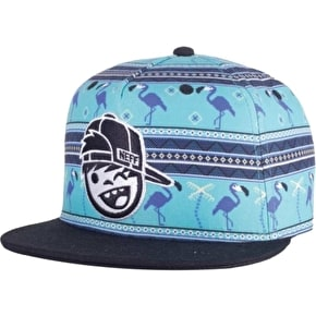 Neff Miami Kids Cap - Blue