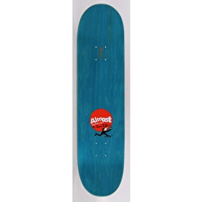 Almost x Jean Jullien Monsters R7 Skateboard Deck - Mullen 8.125