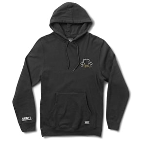 Grizzly Stay Grizzly Hoodie - Black