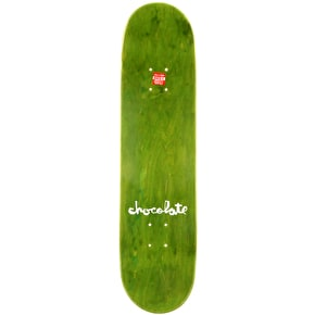 Chocolate Talavera Skateboard Deck - Alvarez 8