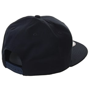 New Era 9Fifty Snapback Cap - Flawless Logo NY - Navy