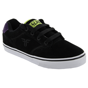 Fallen Kids Slash Skate Shoes - Black/Taffy
