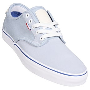 Vans Chima Ferguson Pro Skate Shoes - Blue Fog/White
