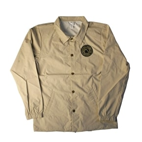 Ground Control Crest Coaches Jacket - Sand