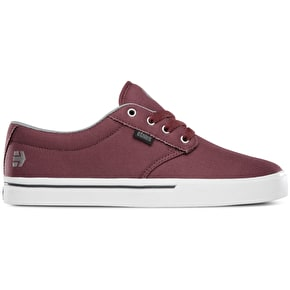 Etnies Jameson 2 Eco Shoes - Red/Grey/Black