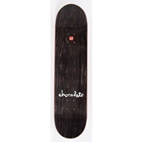 Chocolate Door Hangers Alvarez Skateboard Deck - 8