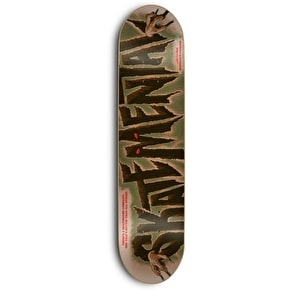 Skate Mental Gate Mental Skateboard Deck 8