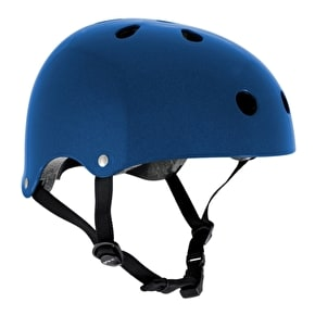 B-Stock SFR Essentials Helmet - Metallic Blue - 57cm-60cm (No box)