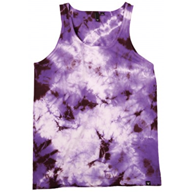 Fallen Gerlach Tank Top - Black Plum/Purple Grape