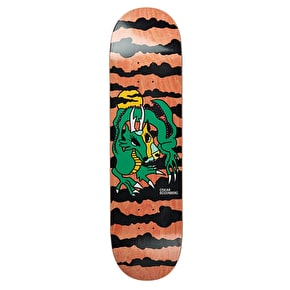 Polar Dragon Sunset Skateboard Deck - Rozenberg 8