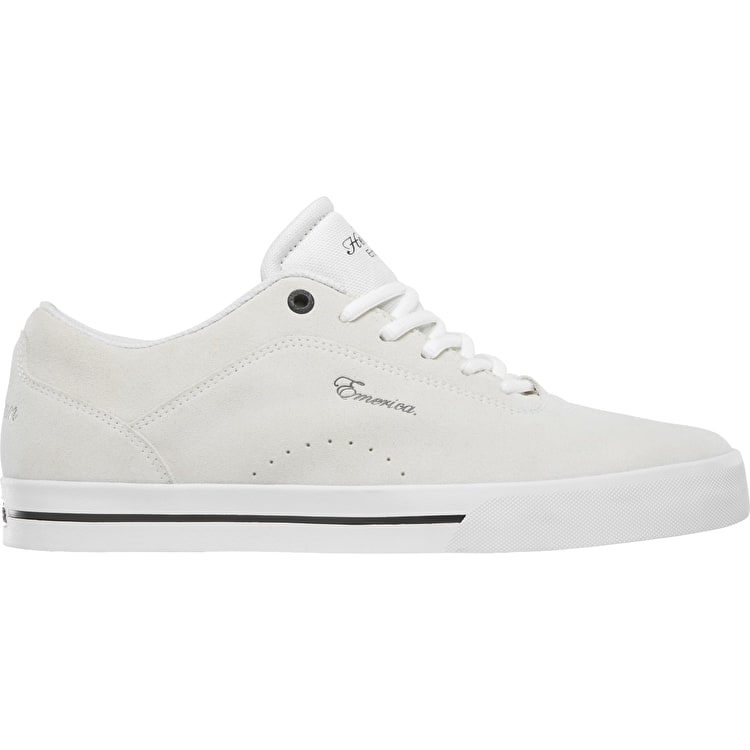 Emerica G-Code Re-Up Skate Shoes - White