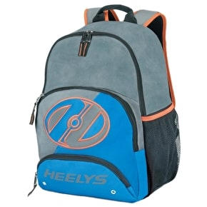 Heelys Rebel Backpack - Grey/Royal/Orange