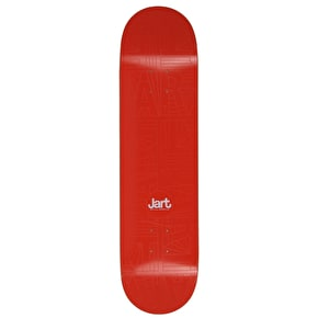 Jart Glassy Skateboard Deck - 8.125