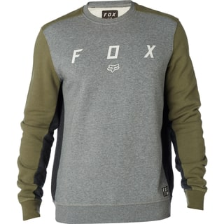 Fox Harken Crew Fleece - Green
