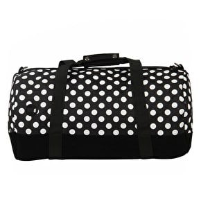 Mi-Pac Duffel Bag - All Polka Black/White