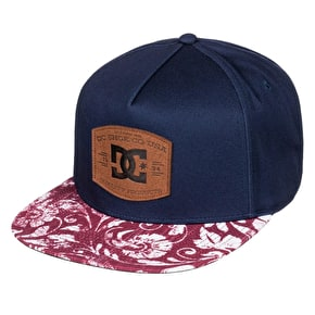 DC Regal Cap - Dark Indigo