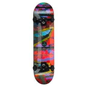 Ridge Motif Colourflage Complete Skateboard - 8