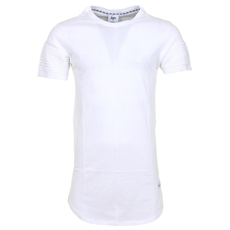 Hype Biker T shirt - White