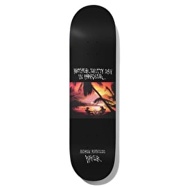 Baker Super Stock - Reynolds Skateboard Deck 8.3875