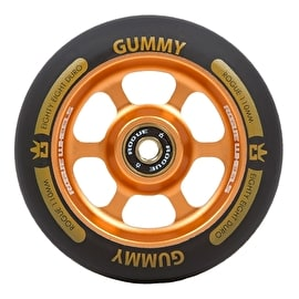 Rogue Gummy 110mm Scooter Wheel - Black/Copper