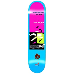 Enjoi Movie Poster Impact Skateboard Deck - Barletta 8''