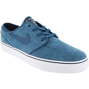 Nike Zoom Stefan Janoski Special Edition Shoes - Blue Force