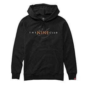 eS Nine Club Fleece Hoodie - Black