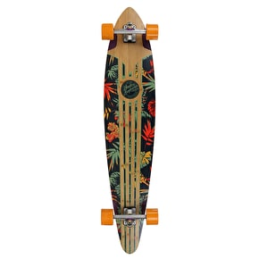 Mindless Maverick IV Talisman Complete Longboard - Orange