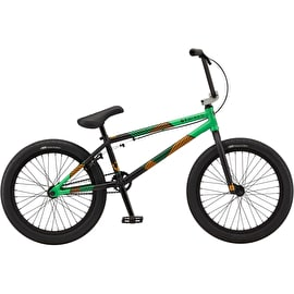 GT Team 20.75 Complete BMX - Green