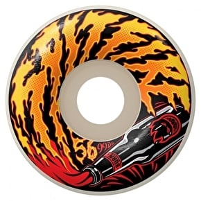 Spitfire Molotov Skateboard Wheels - 56mm 99a